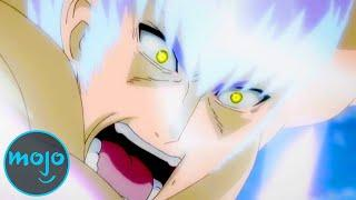 Top 10 Times Anime Characters Went God Mode