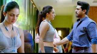 2021 New Released Hindi Dubbed Official Movie Full Love Story   Ram Charan, Rakulpreet singh