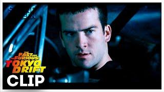 Sean Against Yakusa | The Final Race | The Fast And The Furious: Tokyo Drift | SceneScreen