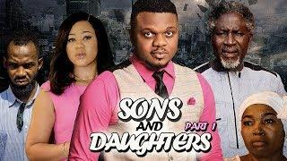 SONS AND DAUGHTERS PART 1 - Ken Erics New Movie 2019 Latest Nigerian Nollywood Movie Full HD