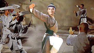 Kung Fu Temper | Best Chinese Action Kung Fu Movie | Full Length Action Movie in English