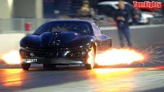 Street Outlaws Test and Tune in Texas