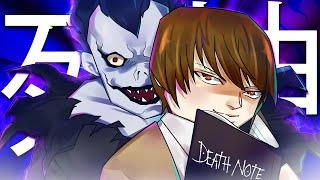 The Death Note Roblox Anime Game