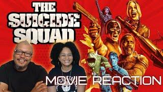 The Suicide Squad Movie Reaction (2021)  - First Time Watching!