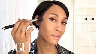 Mj Rodriguez's Guide to Effortless Red Carpet Glam | Beauty Secrets | Vogue