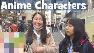 What Anime Characters Do Japanese People Like?