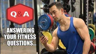 Fitness Q&A #1 (Best Training Split, Vascularity, Female Attraction, Beta Alanine)