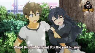 When You Get To Hug Your Waifu In Real Life    Random Anime Funny Moments
