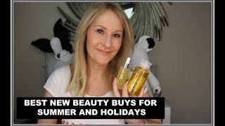 WHAT'S NEW AND FAB IN BEAUTY FOR SUMMER AND HOLIDAYS