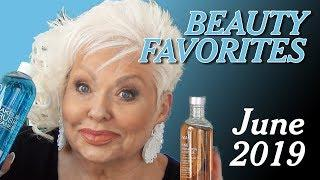 My June Beauty Favorites / Beauty 50+
