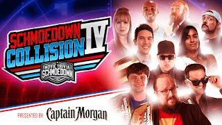 Movie Trivia Schmoedown Collision IV - Kevin Smith vs Marisol Mckee, two title matches! IG contender