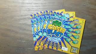 2's for Tuesday.  $50 Cash Blast