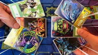 Dueling with ANIME Yu-Gi-Oh! Cards Challenge!