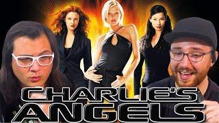 CHARLIE'S ANGELS is PRETTY CORNY (Movie Commentary & Reaction)
