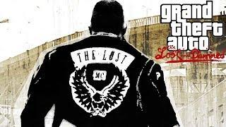 GTA 4: LOST AND THE DAMNED All Cutscenes (Game Movie) 1080p 60FPS