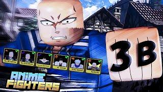 I finally got 3 Billion DPC so here's some TIPS on Anime Fighters Simulator | Roblox