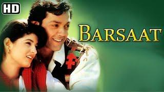 Barsaat (1995) | Full Movie | Bobby Deol | Twinkle Khanna | Bollywood Romantic Movie