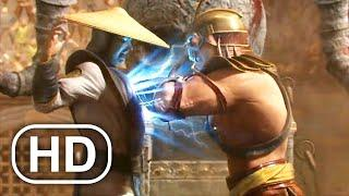 MORTAL KOMBAT Full Movie Cinematic (2020) 4K ULTRA HD Action All Cinematics Trailers
