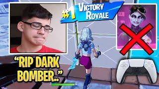 FaZe Sway FIRST Victory Royale Using New MAIN ANIME SKIN & PS5 Controller in SEASON 5! (Fortnite)