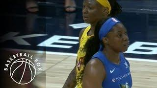 [WNBA] Dallas Wings vs Indiana Fever, Full Game Highlights, June 7, 2019
