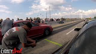 Footage from our trip to Wagoner Bulldog bite Street Race  The Blackhawk Boosted TA vs Boosted SN95