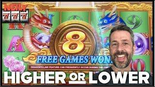 THE DRAGONS ARE MY FRIENDS ✦ DRAGONS LAW TWIN FEVER SLOT MACHINE ✦ BIG WINS!