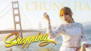"[KPOP IN PUBLIC SAN FRANCISCO] 청하 (CHUNG HA) - ""Snapping"" Dance Cover [Sheryl Chang]"