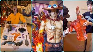 Unboxing Collectible Anime Figures
