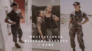 Motivational Military Fitness Video | Female Marines | Cinematic