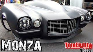 Street Outlaws Monza After the Crash