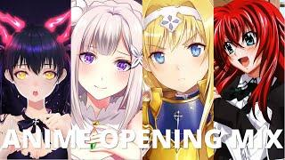 ANIME OPENING MIX #7 [FULL SONG]