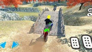 Crazy City Bike Race 3D: Street Racing Game - Gameplay Android games