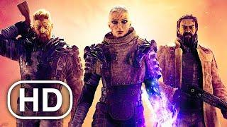 OUTRIDERS All Cutscenes Full Movie (2021) 4K ULTRA HD
