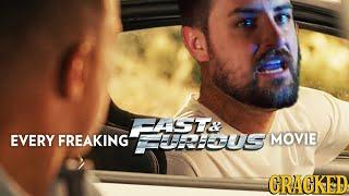The Entire Fast & Furious Movie Timeline Explained (By A Guy Trapped In A Moving Car) (F1-F9)
