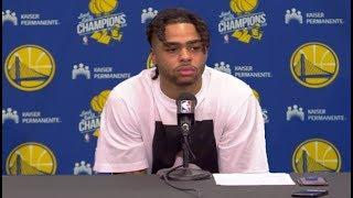 Golden State Warriors Trade For Dangelo Russell In 2019 NBA Free Agency - Los Angeles Lakers Screwed