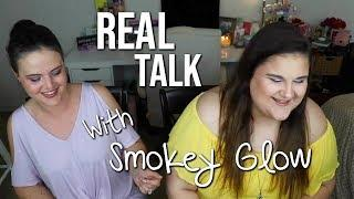 REAL talk about the Beauty Community & Fav Products with Smokey Glow!