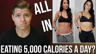 """Stephanie Buttermore Going """"All in"""" (The Problem With Fitness Youtubers)"""