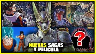 DRAGON BALL SUPER NOTICIAS | MANGA 66 Y 67 FINAL | PELICULAS ANIME Y LIVE ACTION 2021-2023 | ANZU361