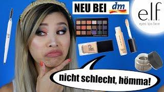 NEU bei DM: E.L.F. Cosmetics aus Amerika! l Beauty News by Kisu