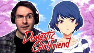 DOMESTIC GIRLFRIEND Opening & Ending REACTION | Anime OP Reaction